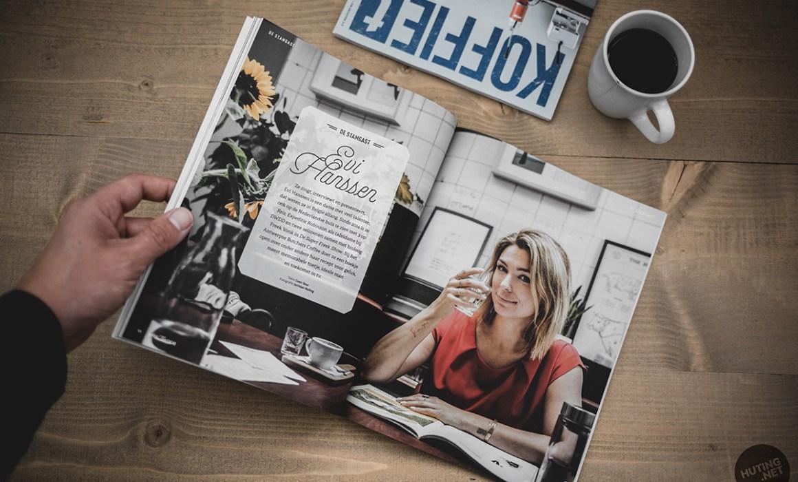 KoffieTCacao magazine #24 - Evi Hanssen