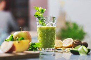 Philips Juices & Smoothies book - Food photography