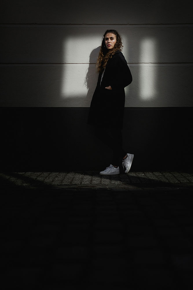 Lookbook Amelie - Portrait photography