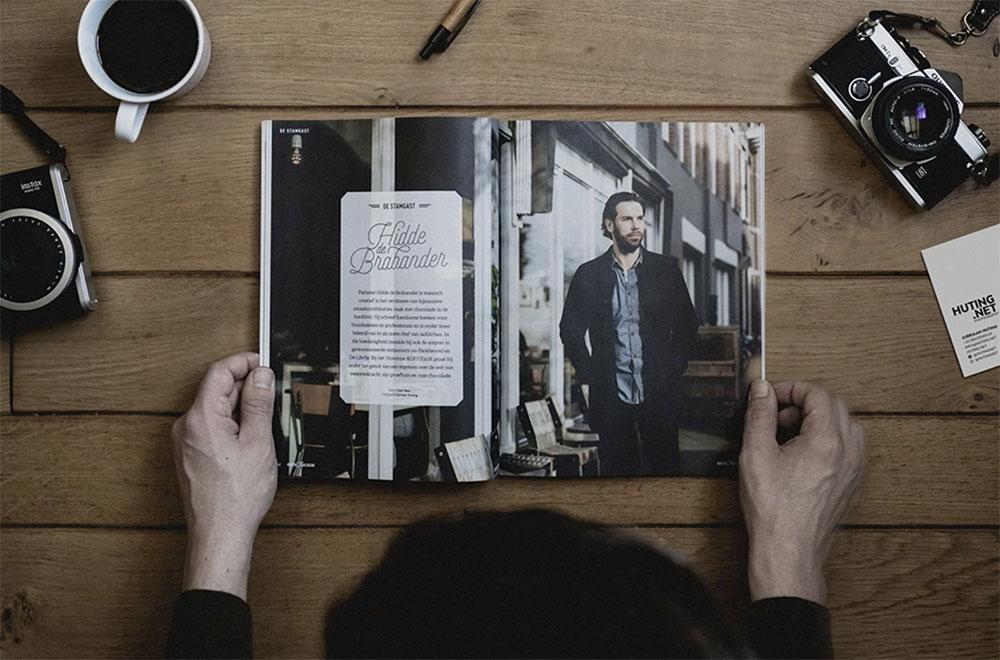 KoffieTCacao magazine #26 - Hidde de Brabander