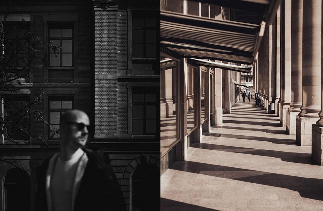Stuttgart Germany roadtrip Making polaroids, portraits and capturing the streets of Stuttgart