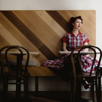 Fotoshoot met Regula Ysewijn
