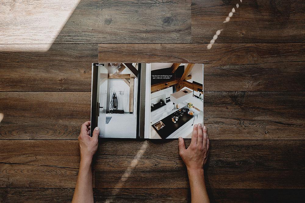 Published Kavel en Huis magazine - Interior photographyPublished Kavel en Huis magazine - Interior photography