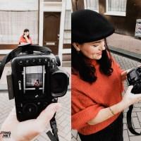 Behind the Scenes | Photoshoot Jennie Lena