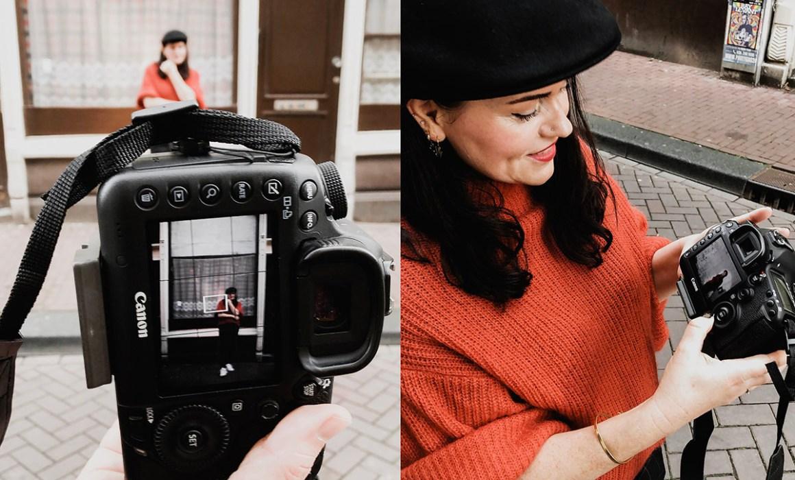 Behind the scenes | KoffieTCacao magazine #29 fotoshoot van Jennie Lena