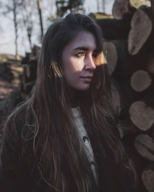 Lookbook Liselotte - Portrait photography