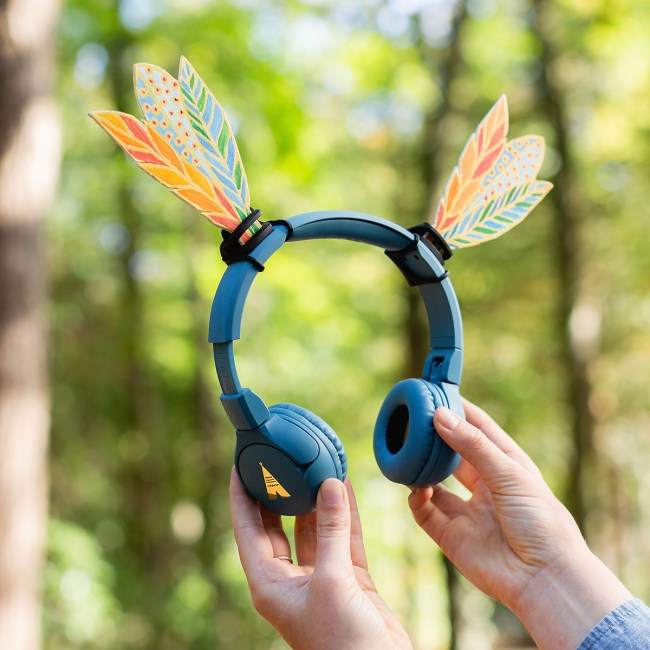 Lifestyle fotografie & video POGS Kids only Headphones