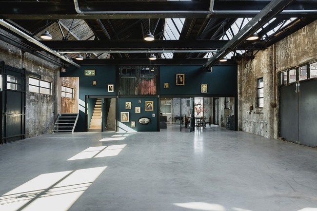 Theaterwerkplaats Roest - Interior photography