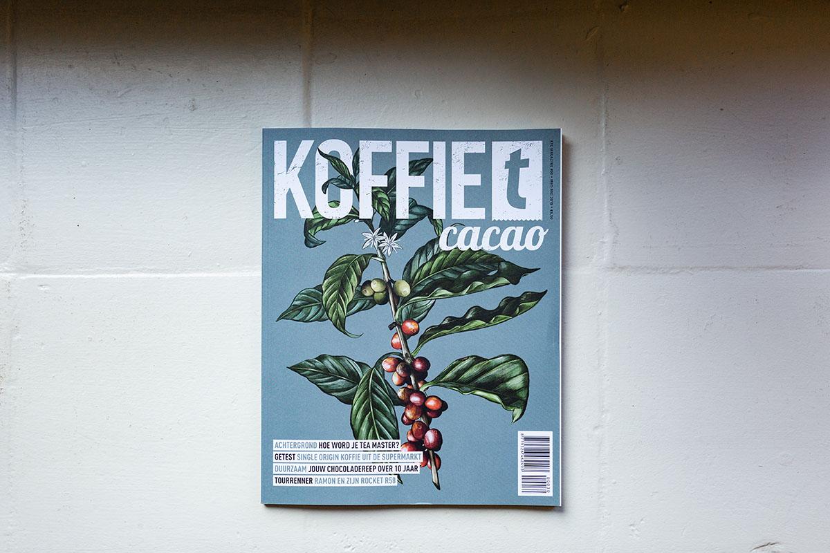 KoffieTCacao magazine #30 Ramon Sinkeldam