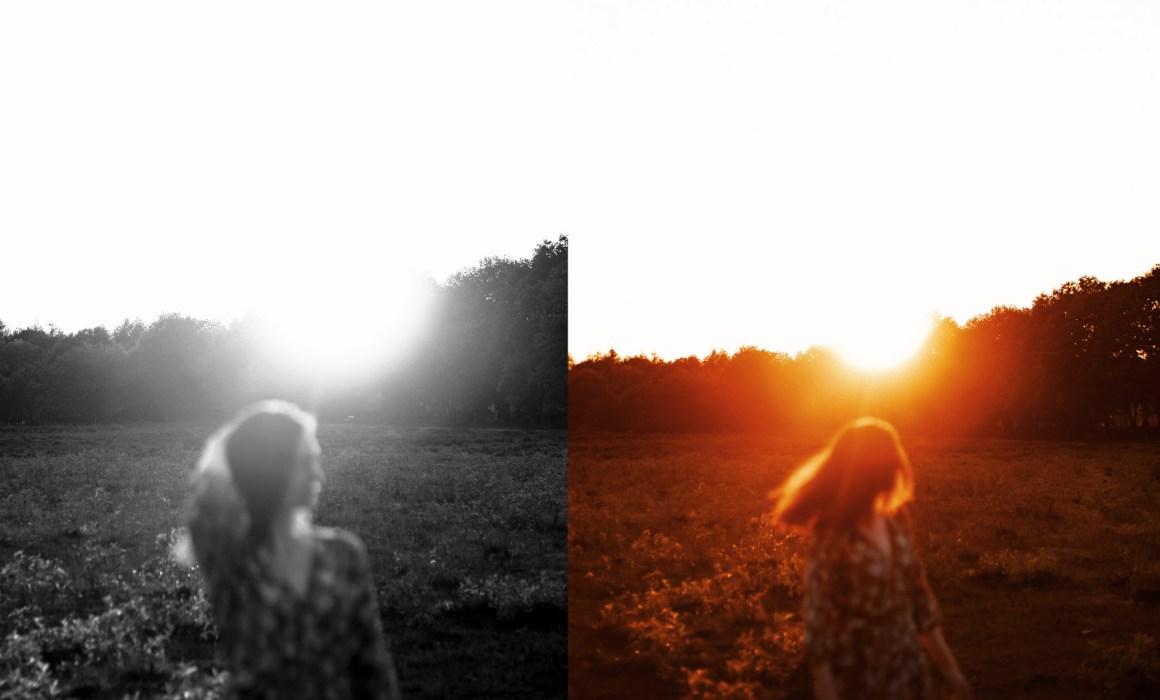 Fotoshoot | Golden Hour outdoor portretfotografie Nijmegen. Portretfotografie tijdens golden hour in omgeving Nijmegen.