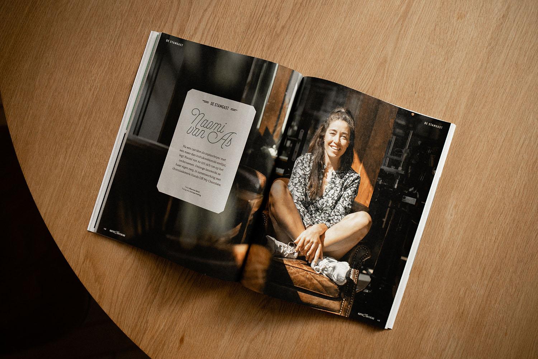 Huting.net Jurriaan Nijmegen Fotoshoot Naomi van As - Vascobelo Amsterdam   KoffieTcacao magazine