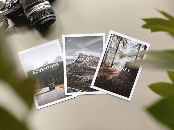 Postcards fotokaarten Adventure   photography by Jurriaan Huting   Huting.net