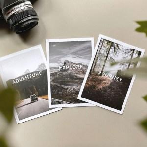 Postcards fotokaarten Adventure | photography by Jurriaan Huting | Huting.net