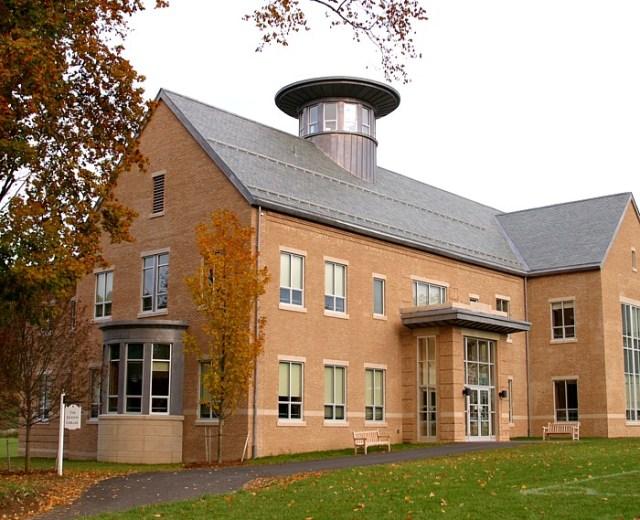 Berwick Academy Jeppeson Library<br /> South Berwick, ME