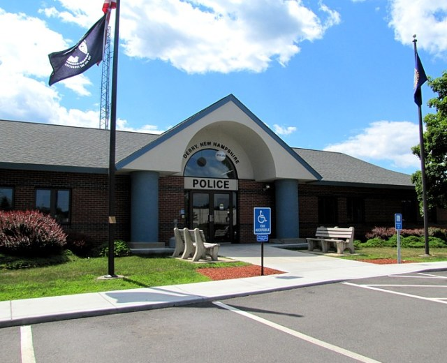 Derry NH Police Station