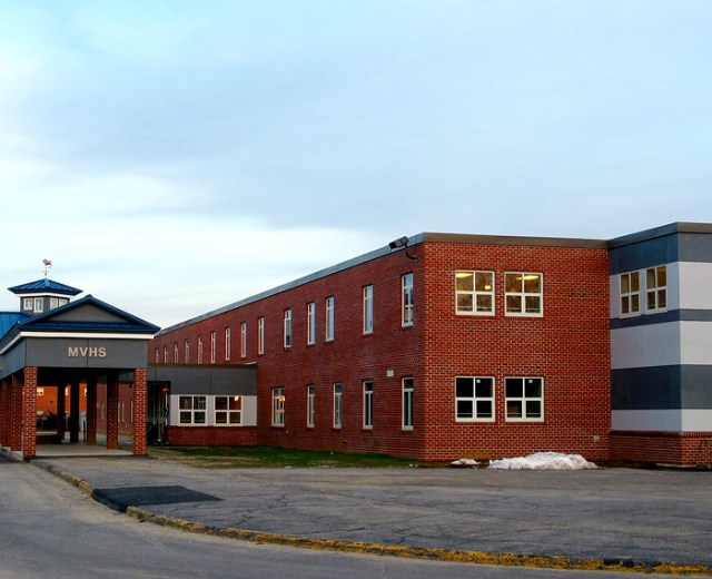 Merrimack Valley High School<br /> 1st NH High Performance School