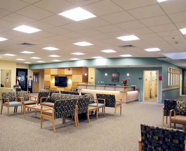 Northeast Rehabilitation Hospital Renovation