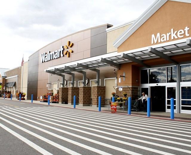 Walmart Supercenter Expansion<br /> Tilton NH