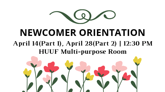 Newcomer Orientation