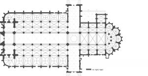 De Kathedraal van Antwerpen, Gotische fase (1475-1492)