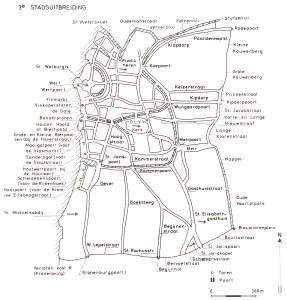 3de stadsuitbreiding