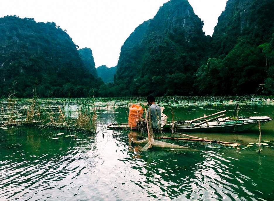 Tam Cốc Bích Động - Ninh Bình