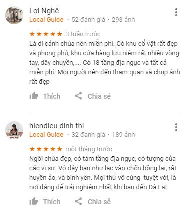 Review chùa Linh Phước (Chùa Ve Chai)
