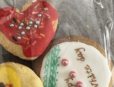アイシングクッキーの作り方、幼稚園の子供でも簡単に出来る方法!