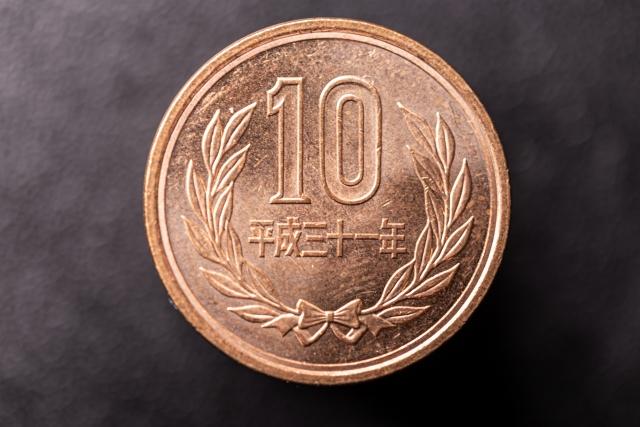 小学生の自由研究、1日で簡単にできるのは10円玉の実験!まとめ方の例(体験談)