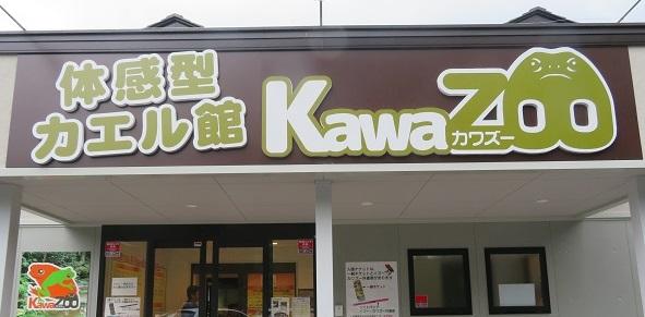 体感型カエル館KawaZoo(カワズー)に行ってきた!お土産も可愛い♪