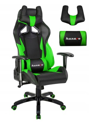 Gaming-Chairs-HUZARO-FORCE-7.2-GREEN