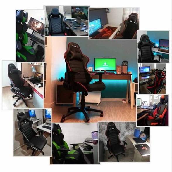 gaming chair huzaro uk