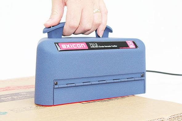 Axicon 7000 series 1d verifier