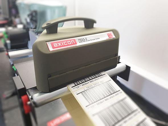 Axicon inline 7025 verifier