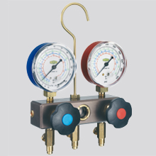 R410A Refco Two Way Manifold