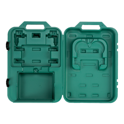Digital Manifold Plastic Carrying Multi-Case