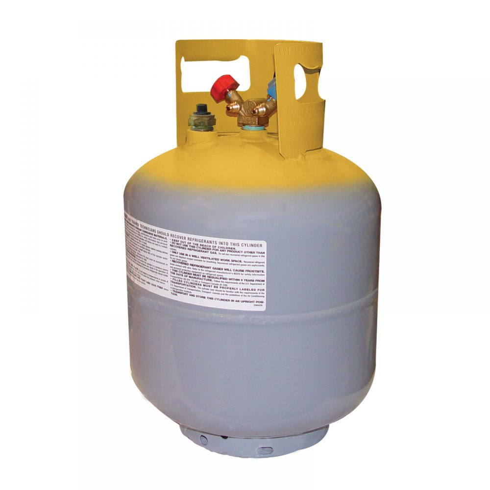 Refrigerant Recovery Tank Weight Blog Dandk