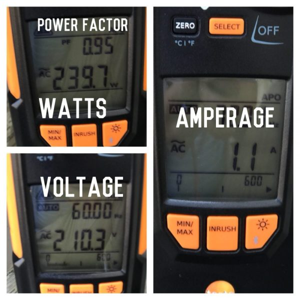Does a Motor Draw More or Less at lower Voltage? - HVAC School