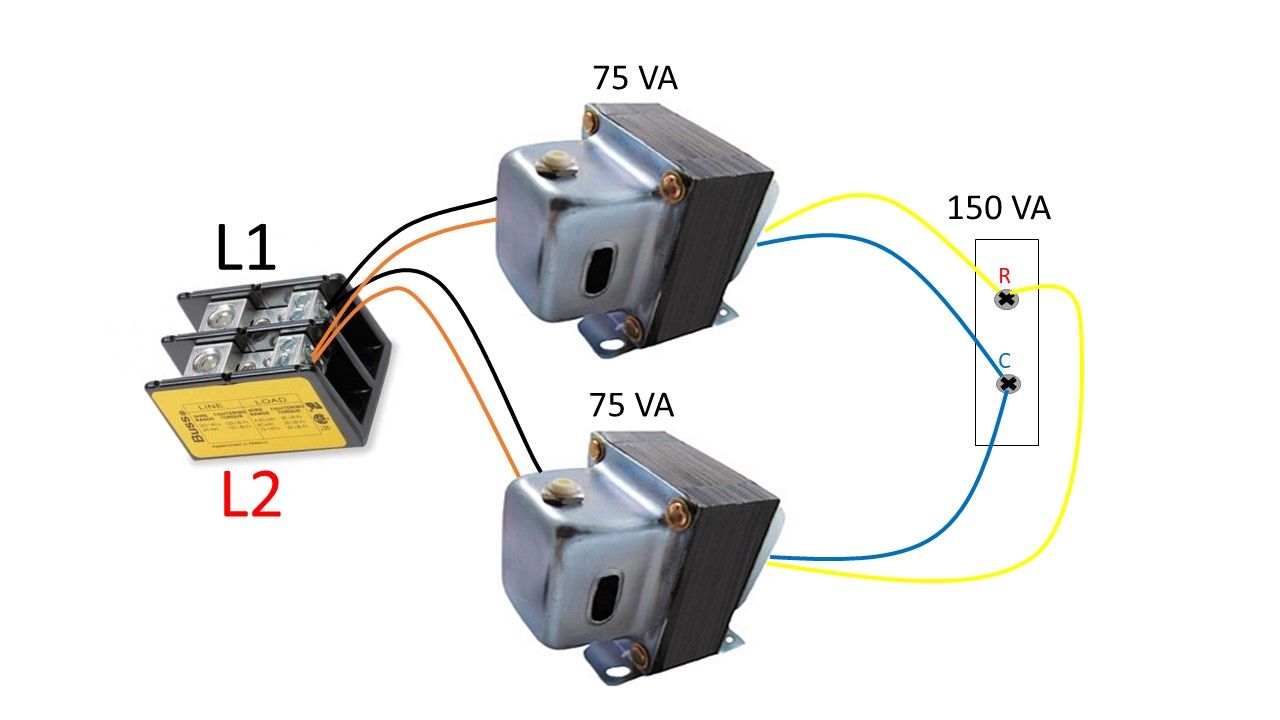 Connecting Transformers In Parallel