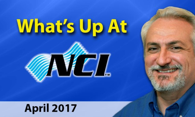 What's Up At NCI – April 2017