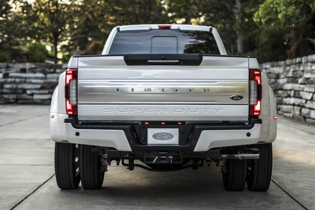 Ford geeft details nieuwe 7,3-liter V8 vrij