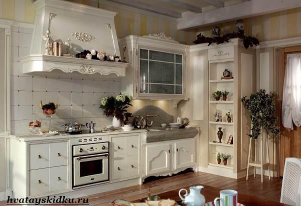 Кухня-в-стиле-Прованс-4