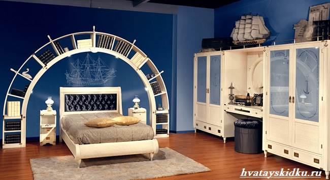 Комната-в-морском-стиле-1