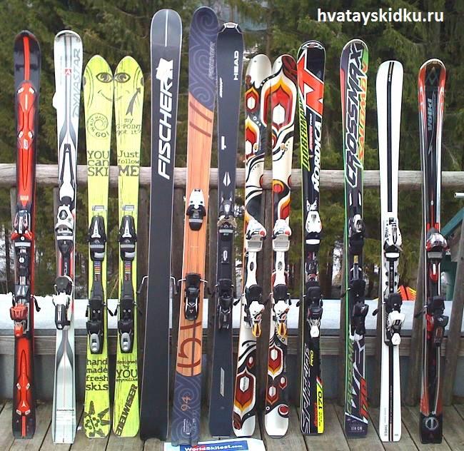 Виды-лыж-1