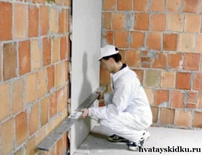 Как-клеить-гипсокартон-на-стены-3