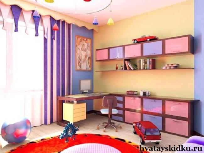 Цветовая-гамма-для-детской-комнаты-1