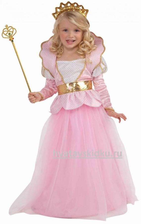 Костюм-принцессы-Виды-костюмов-принцессы-4