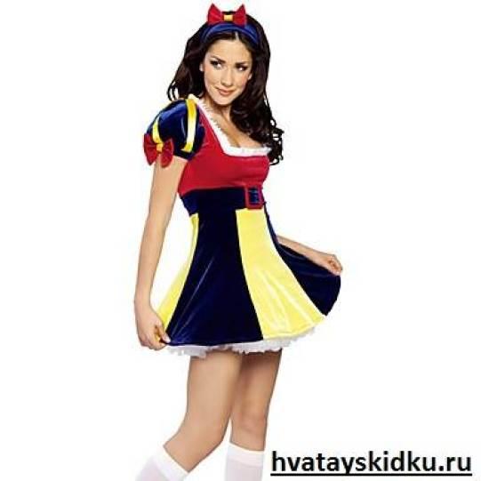Костюм-принцессы-Виды-костюмов-принцессы-8