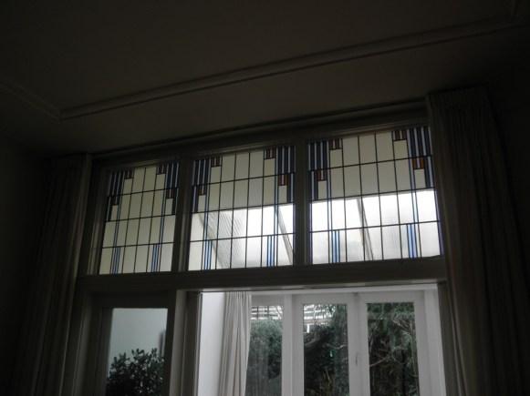 Aanzicht na plaatsing nieuwe ramen