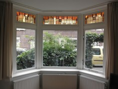 Binnenaanzicht nieuwe ramen